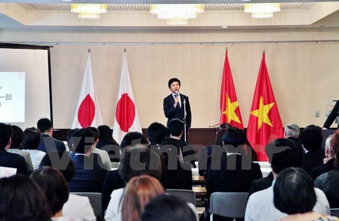Lễ hội Việt Nam 2017 tiếp tục diễn ra ở thủ đô Tokyo của Nhật Bản  - ảnh 1