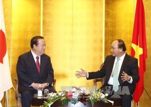Hoạt động của Thủ tướng Nguyễn Xuân Phúc tại Nhật Bản - ảnh 1