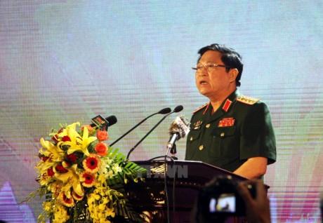 Đoàn đại biểu quân sự cấp cao Việt Nam thăm hữu nghị chính thức Cuba  - ảnh 1