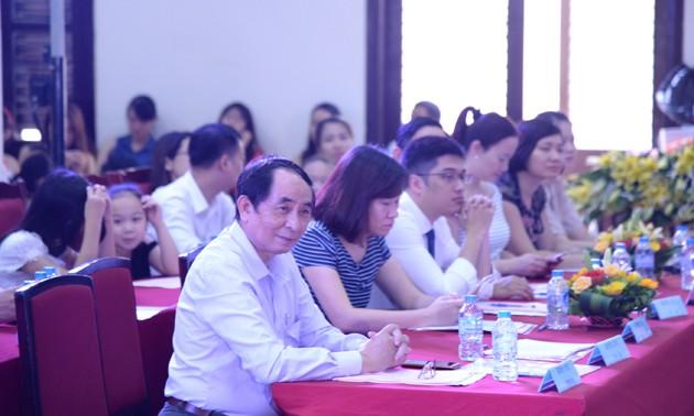 Vòng loại cuộc thi Nhịp cầu Hán ngữ lần thứ 16 khu vực phía Bắc - ảnh 3