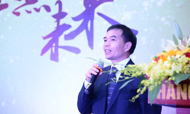 Vòng loại cuộc thi Nhịp cầu Hán ngữ lần thứ 16 khu vực phía Bắc - ảnh 4