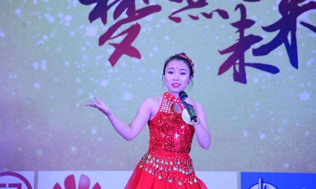 Vòng loại cuộc thi Nhịp cầu Hán ngữ lần thứ 16 khu vực phía Bắc - ảnh 8