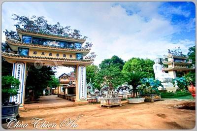 Vẻ đẹp núi Ấn sông Trà tỉnh Quảng Ngãi - ảnh 2