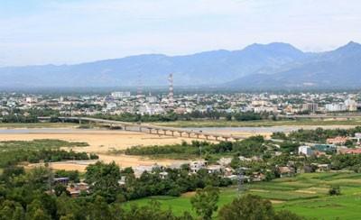 Vẻ đẹp núi Ấn sông Trà tỉnh Quảng Ngãi - ảnh 1