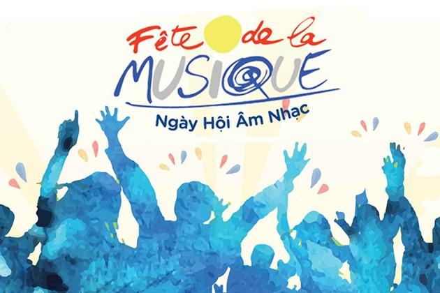Sôi động Ngày hội Âm nhạc quốc tế - ảnh 1