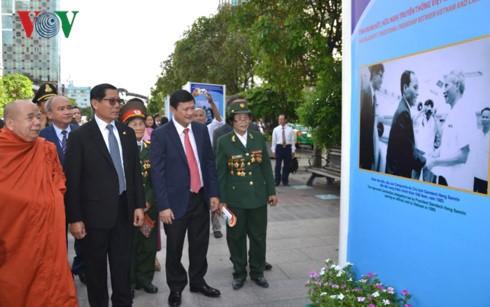 Kỷ niệm 50 năm thiết lập quan hệ ngoại giao Việt Nam – Campuchia - ảnh 2