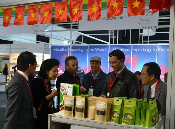 Tăng cường xúc tiến thương mại Việt Nam - Nam Phi - ảnh 1