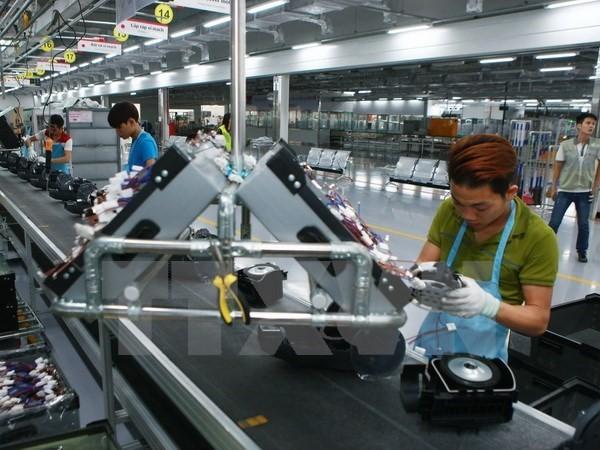 Kinh tế xã hội Việt Nam  khởi sắc trong 6 tháng đầu năm 2017 - ảnh 1