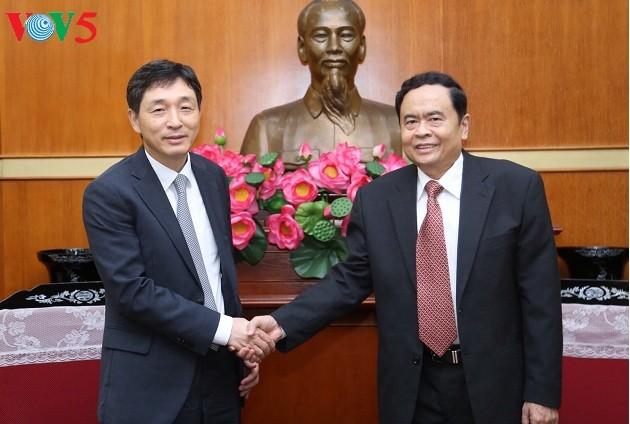 Hàn Quốc luôn coi trọng mối quan hệ hợp tác với Việt Nam - ảnh 1