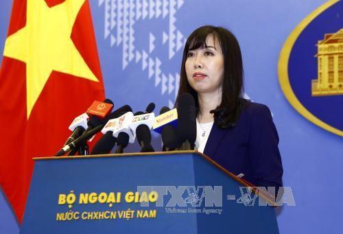 Phản ứng của Việt Nam về vụ CHDCND Triều Tiên phóng tên lửa - ảnh 1