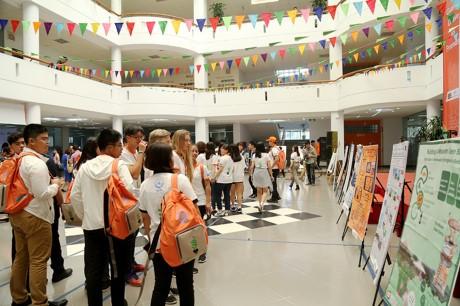 Hội trại khoa học Odyssey Asean+3 cho Thiếu niên lần thứ 6 (APT JSO-6)  - ảnh 1