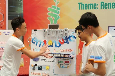 Hội trại khoa học Odyssey Asean+3 cho Thiếu niên lần thứ 6 (APT JSO-6)  - ảnh 2