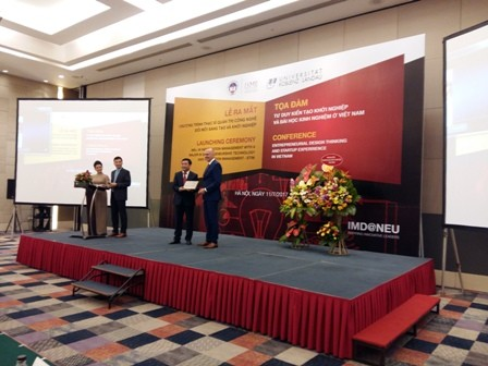 Việt Nam và CHLB Đức hợp tác đào tạo Thạc sĩ khởi nghiệp - ảnh 2