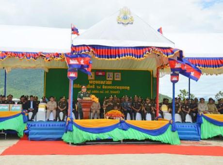 Các tướng lĩnh quân đội Hoàng gia Campuchia đánh giá cao sự giúp đỡ của Việt Nam - ảnh 1