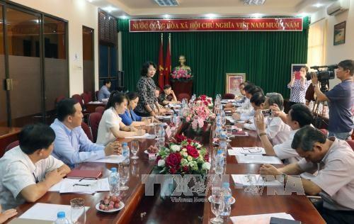 Phó Chủ tịch nước Đặng Thị Ngọc Thịnh: Côn Đảo đủ khả năng thu hút 1 triệu lượt khách mỗi năm - ảnh 1