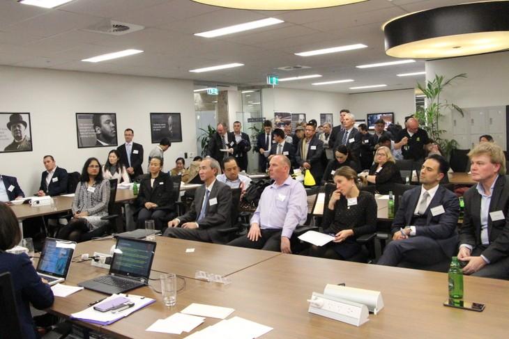 Thúc đẩy quan hệ kinh doanh với Việt Nam tại Tây Australia  - ảnh 1