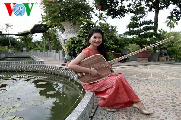 Néang Kunh Thia với ngọn lửa đam mê nghệ thuật - ảnh 2