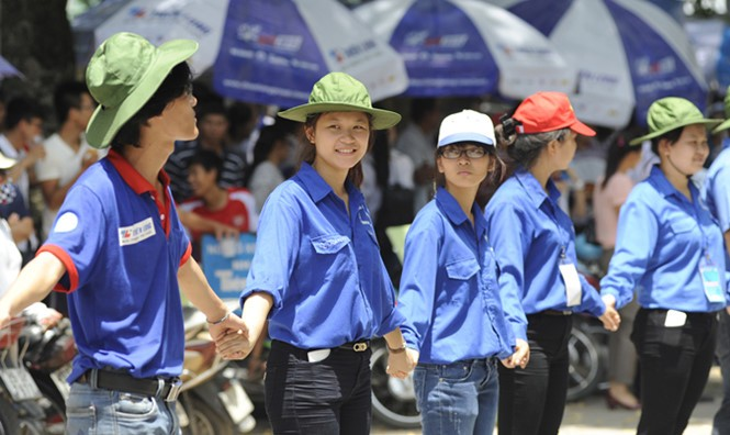 Tuổi trẻ Việt Nam với Mùa hè tình nguyện - ảnh 3