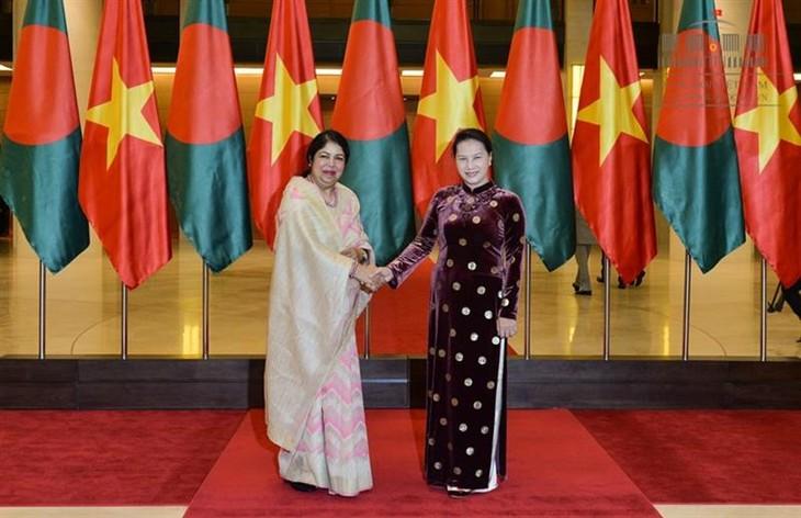 Tăng cường hợp tác trên mọi lĩnh vực giữa Việt Nam và Bangladesh - ảnh 1