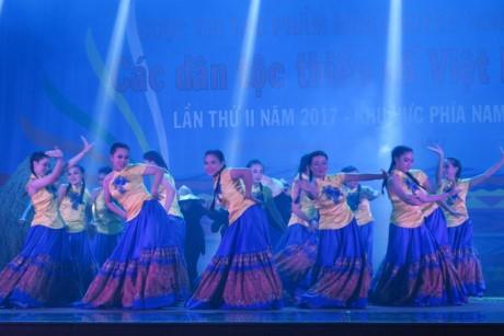 Cuộc thi tác phẩm múa chuyên nghiệp các dân tộc thiểu số, khu vực phía Nam  - ảnh 1
