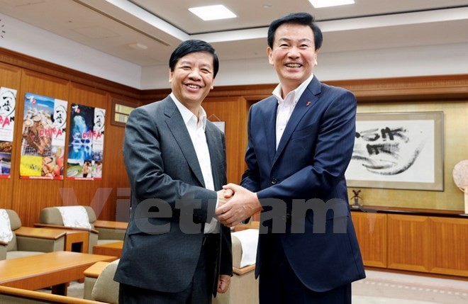 Nhật Bản và Việt Nam thúc đẩy giao lưu hợp tác giữa các địa phương  - ảnh 1