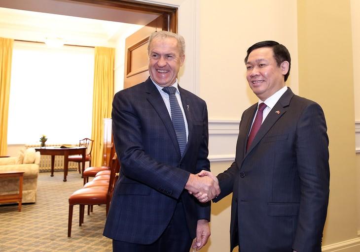 New Zealand cam kết duy trì viện trợ ODA và hỗ trợ Việt Nam trong nhiều lĩnh vực - ảnh 3