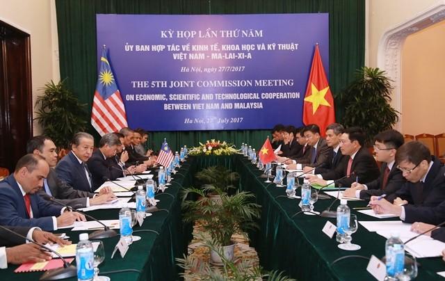 Việt Nam và Malaysia tăng cường hợp tác toàn diện - ảnh 2