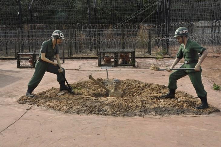 Nhà tù Phú Quốc – Biểu tượng cho ý trí kiên cường của những chiến sĩ Cách mạng - ảnh 10