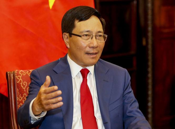 Việt Nam tiếp tục đóng góp tích cực trong ASEAN - ảnh 1