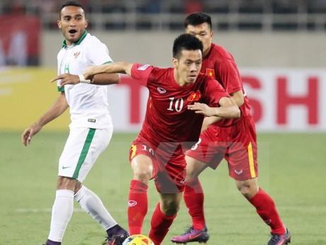 Đội tuyển bóng đá nam Việt Nam đứng thứ 3 Đông Nam Á - ảnh 1