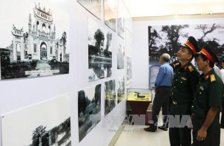 Triển lãm Văn Miếu-Quốc Tử Giám Thăng Long-Hà Nội và Lịch sử khoa cử Việt Nam  - ảnh 1