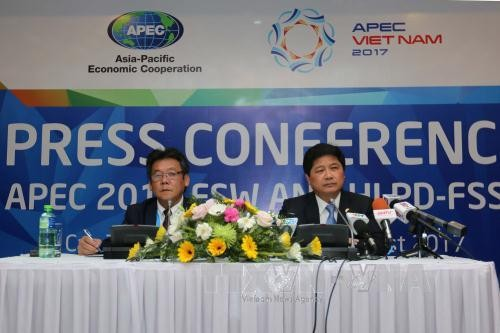 Kết thúc chuỗi sự kiện Tuần lễ An ninh lương thực APEC  - ảnh 1