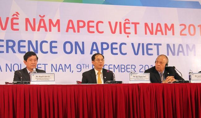 APEC 2017: Thêm giá trị gia tăng cho doanh nghiệp siêu nhỏ, nhỏ và vừa Việt Nam - ảnh 1