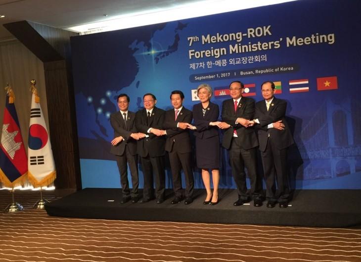 Thúc đẩy hợp tác Tiểu vùng Mê Công và Hàn Quốc - ảnh 2
