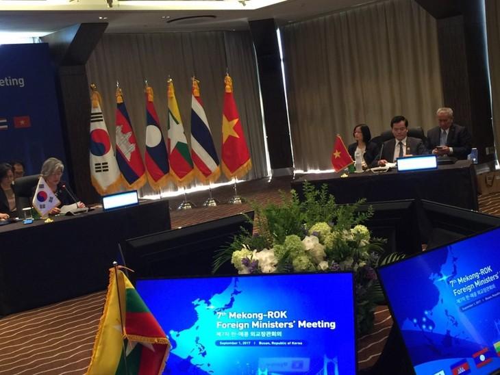 Thúc đẩy hợp tác Tiểu vùng Mê Công và Hàn Quốc - ảnh 3