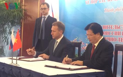 Khai mạc Khoá họp lần thứ 20 Uỷ ban Liên Chính Phủ Việt Nam - Liên bang Nga - ảnh 2