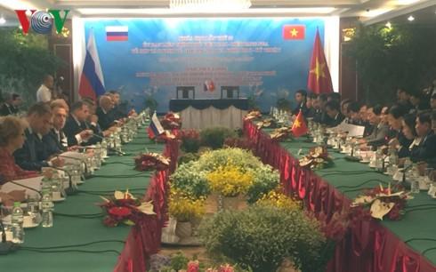 Khai mạc Khoá họp lần thứ 20 Uỷ ban Liên Chính Phủ Việt Nam - Liên bang Nga - ảnh 1