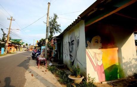 Làng  nghệ thuật cộng đồng ở Tam Thanh, Tam Kỳ, Quảng Nam - ảnh 2