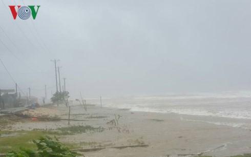 Công tác ứng phó với bão Doksuri tại các địa phương - ảnh 3