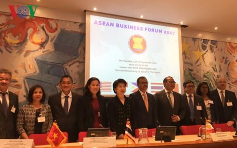 Diễn đàn Doanh nghiệp ASEAN lần thứ nhất: Thị trường ASEAN - cơ hội rộng mở cho Hà Lan và EU - ảnh 1