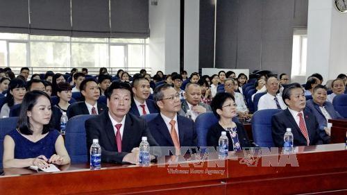 Họp mặt kỷ niệm 68 năm Quốc khánh nước Cộng hòa nhân dân Trung Hoa  - ảnh 1