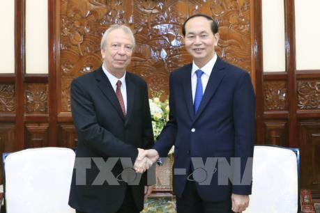 Bulgaria luôn ủng hộ sớm ký kết Hiệp định Thương mại tự do Việt Nam - EU - ảnh 1