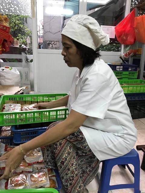 Tìm về hương vị truyền thống của bánh Trung thu Hà Thành - ảnh 10