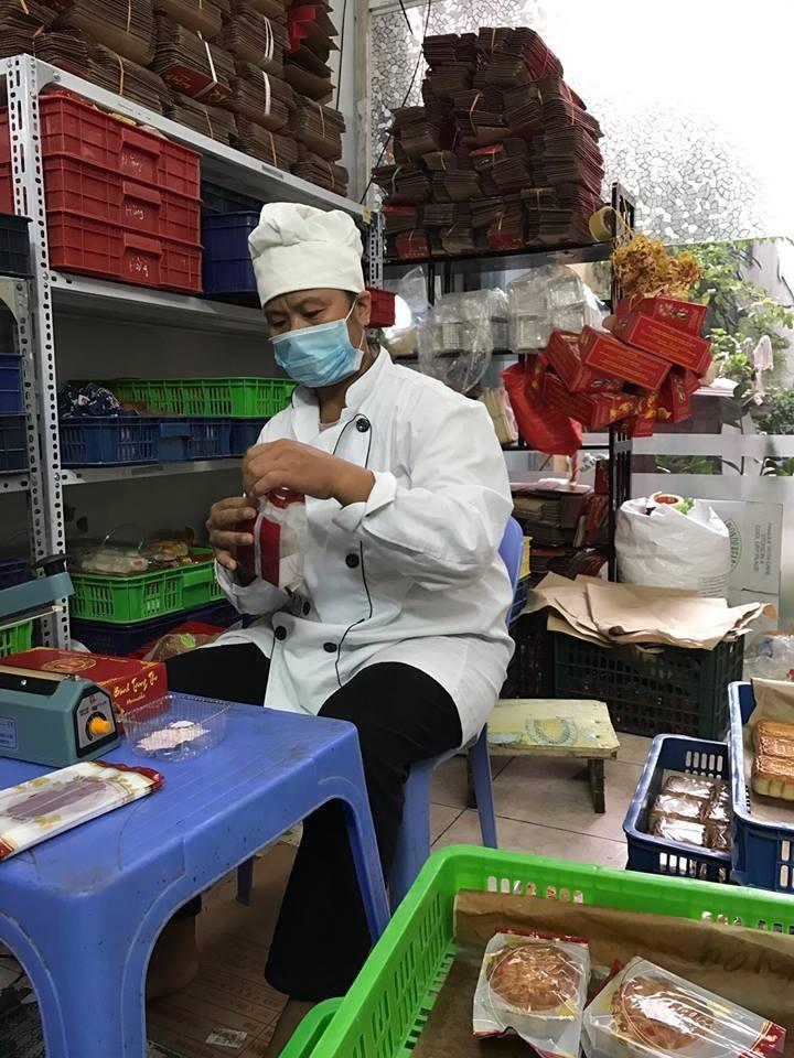 Tìm về hương vị truyền thống của bánh Trung thu Hà Thành - ảnh 7