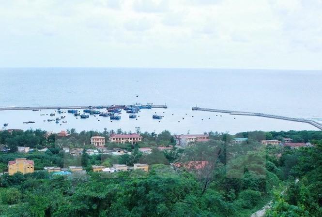 Đàm phán vòng 8 Nhóm công tác về vùng biển ngoài cửa Vịnh Bắc Bộ Việt Nam – Trung Quốc - ảnh 1