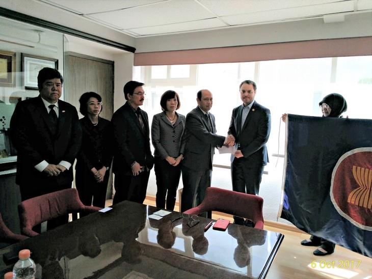 Cộng đồng ASEAN ủng hộ nạn nhân động đất tại Mexico  - ảnh 1