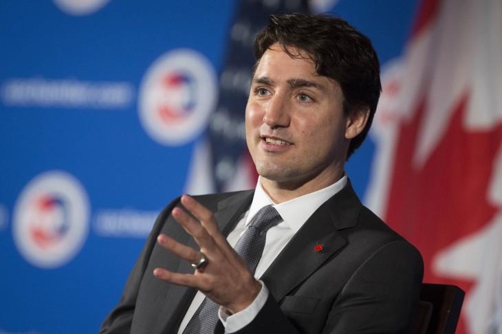 Thủ tướng Canada bày tỏ tin tưởng chuyến thăm Việt Nam sẽ thúc đẩy nhiều vấn đề quan trọng - ảnh 1