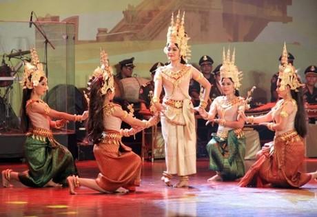 Tuần Văn hóa Campuchia tại Việt Nam năm 2017 diễn ra từ ngày 8-11/11  - ảnh 1