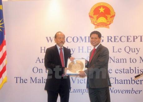 Xung lực mới cho quan hệ thương mại - đầu tư giữa Việt Nam và Malaysia  - ảnh 1