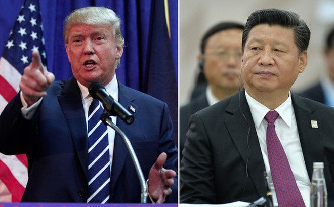 Tổng Bí thư, Chủ tịch Trung Quốc Tập Cận Bình và Tổng thống Hoa Kỳ  Donald Trump thăm Việt Nam - ảnh 1